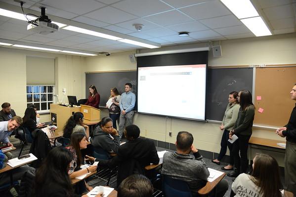 MBA Tenth Ward presentations