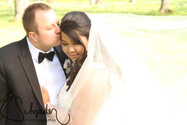 Tanya and Frank wedding