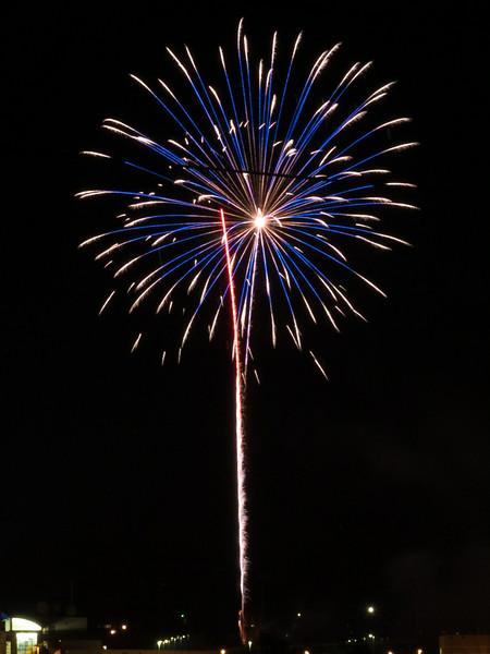 2014 July 4 Fireworks