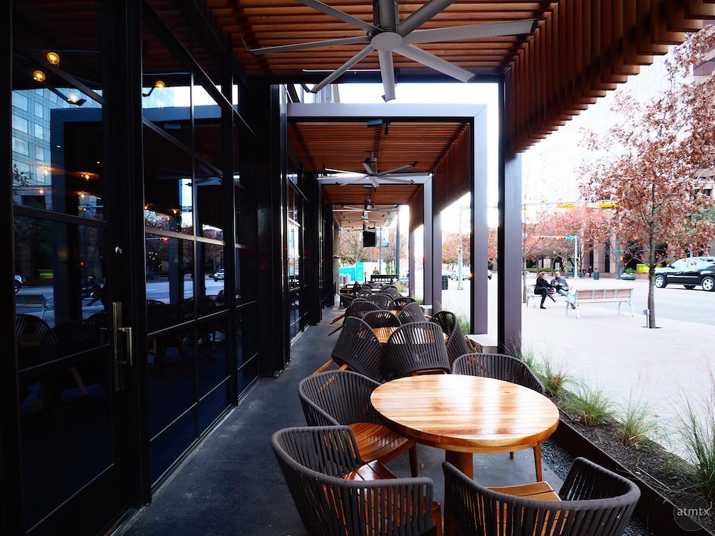 Too Cold, JW Marriott Cafe - Austin, Texas