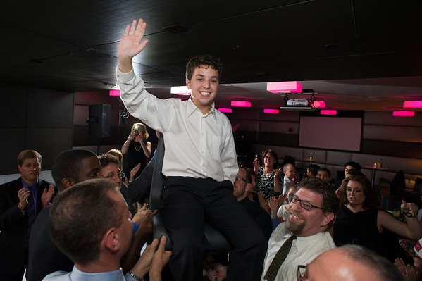 Nathan's Bar Mitzvah