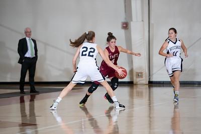 2/23/19: Girls' Varsity Basketball v Hotchkiss