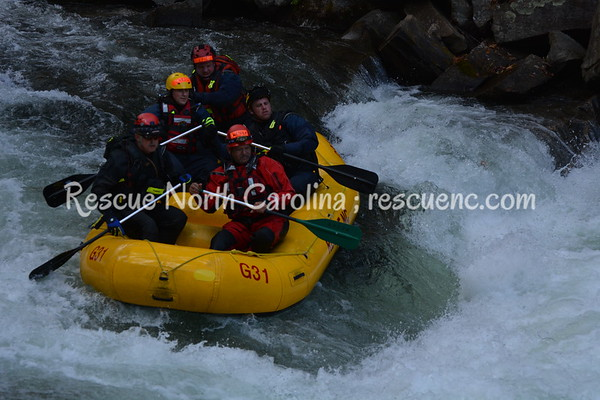 Swiftwater Rescue Guide School