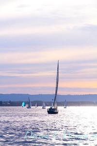 Weds Night Sail...