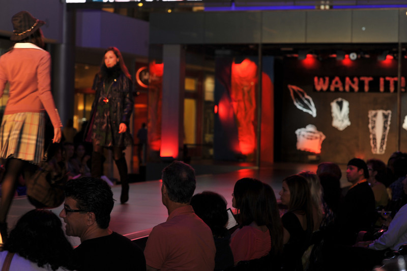 """High quality photo gallery of Saks Fashion Show Party with Vegas Magazine at Fashion Show Mall in Las Vegas. ISVodka was proud to be the spirits sponsor serving 3 kinds of martinis keeping everyone coming back for more!High quality pictures free download for personal use only with photo credit of """" Mark Bowers, Courtesy of www.ISVodka.com """""""