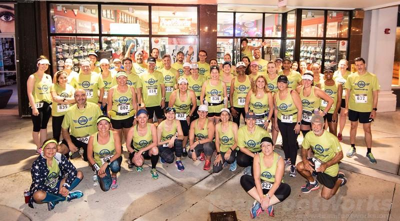 2018 Spring Faux Half Marathon