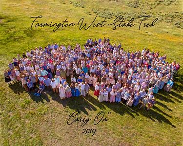 2019 Farmington West Stake Trek