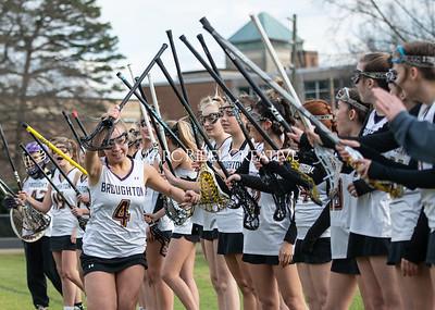 Broughton vs Middle Creek | Girls Varsity