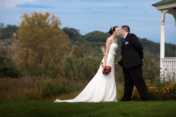 Kelly and Matt 09-25-2011
