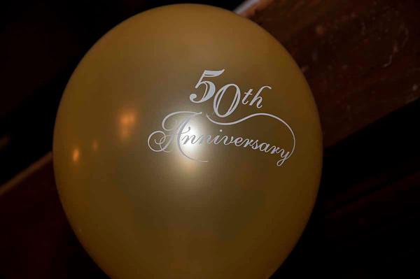 Mary & Manuel - 50th Anniversary