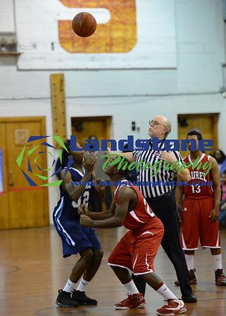 Chipman Middle School Basketball vs Laurel