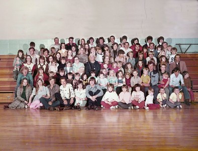 York Family Reunion in the 70s