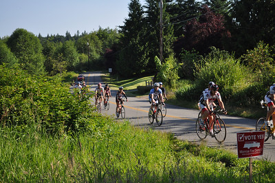 Team Ride, Lake Stevens-July 2012