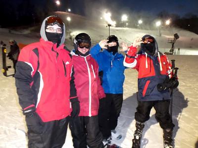 Ski & Board Club 2014-15