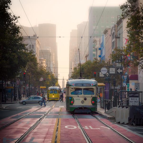 Early on Market, San Francisco-.jpg