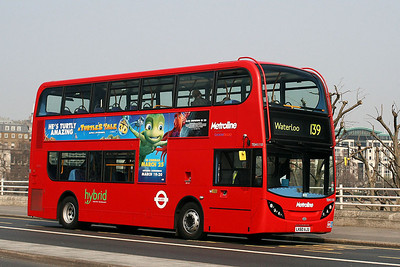 19. 60 Reg Buses around the UK