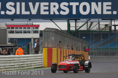 Birkett 6 Hour, Silverstone, October 2013