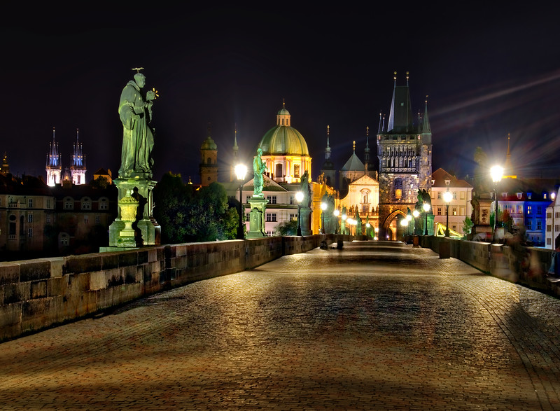 One Night In Prague