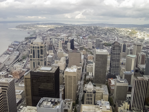 Seattle cityscapes