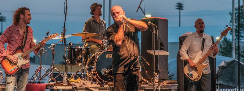 Fargo Blues Fest 2015 - Saturday