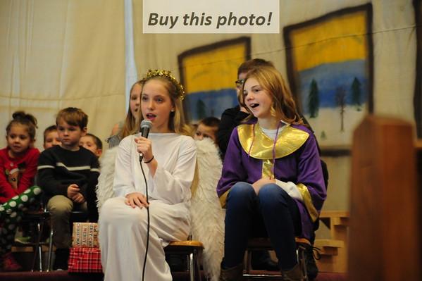 Grace Lutheran Christmas program 12-09