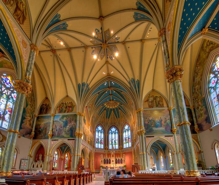 Savannah - Cathedral of John the Baptist