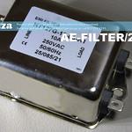 SKU: AE-FILTER/2/10G, 10A 220V EMI Line Filter for Laser Power Supply