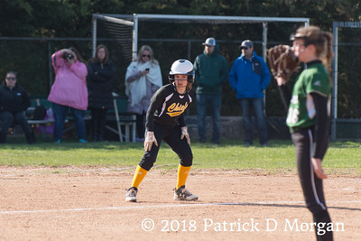 Piscataway MS Black v South Plainfield 04-18-2018