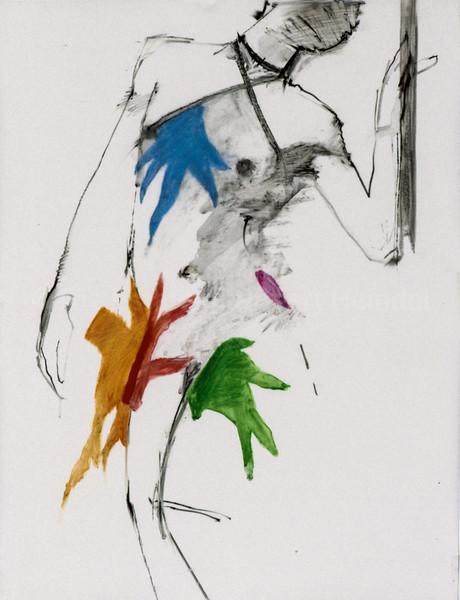 Colour Study I - Ladies from Carmina (1997)