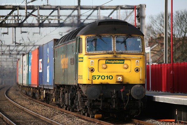 All railway folders 2006-present day