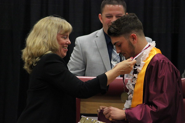 2018 Canastota Graduation