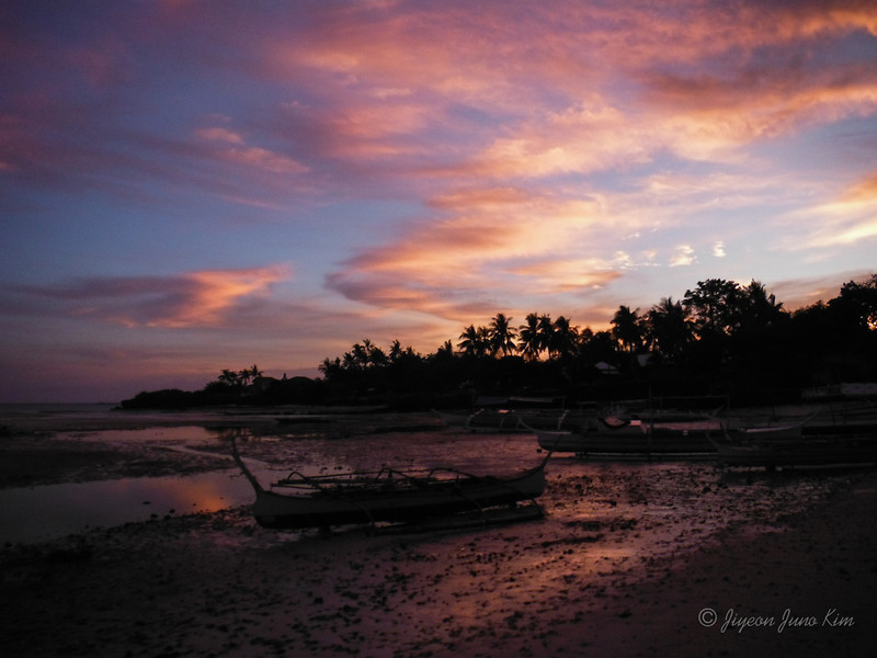 Bantayan Sunset at 11 Apr, 2013