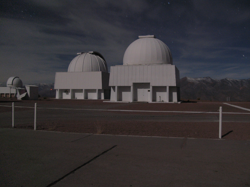 Telescopes by star light