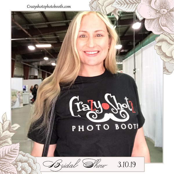 Arizona Wedding & Bridal Expo Selfie Shotz Pics