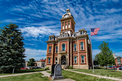 Adams County Courthouse - Decatur, IN