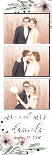010520 - Daniels Wedding