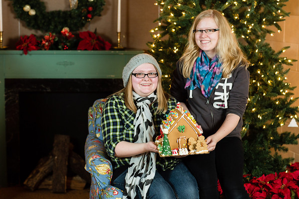 2013 Gingerbread House Nights