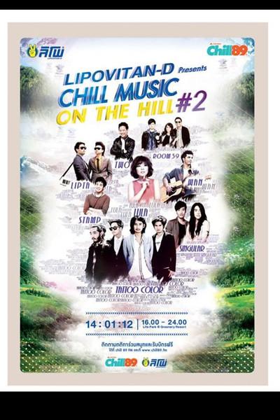 Chill Concert; Hau Hin