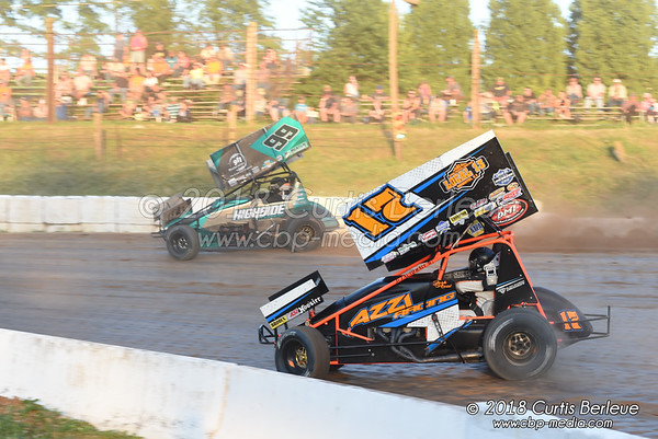 6-15-18 Clinton County Motor Speedway PST