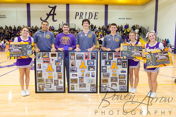2017-02-24 Senior Night