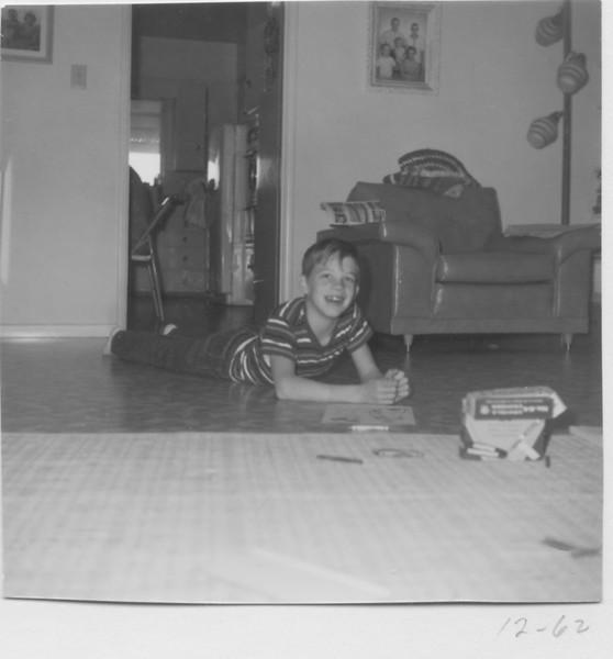David, Dec 1962