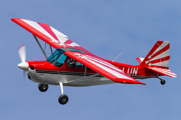 OY-LUN - Bellanca 8KCAB Decathlon