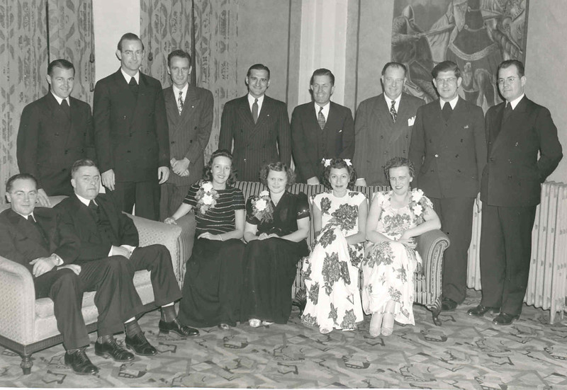 1940s, Parent's Club