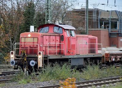 RSE: Dusseldorf Hbf and Neuss Hbf - 22 November 2020