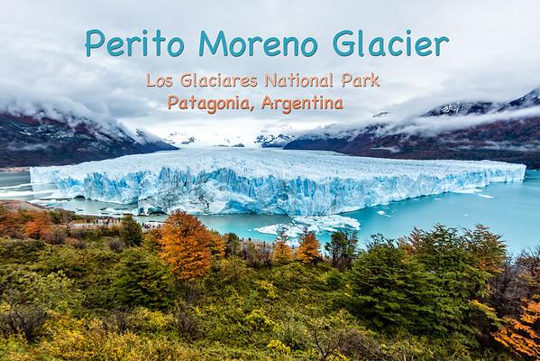 Patagonia's Perito Moreno Glacier