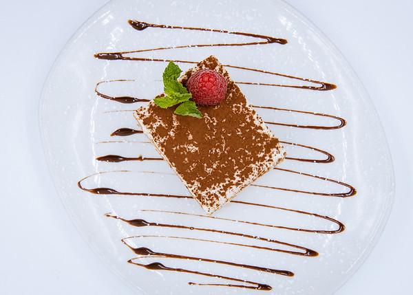 Desserts Menu at Quattro