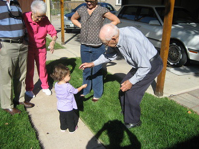 Grammas and Papas Go To Aspen 2008 September