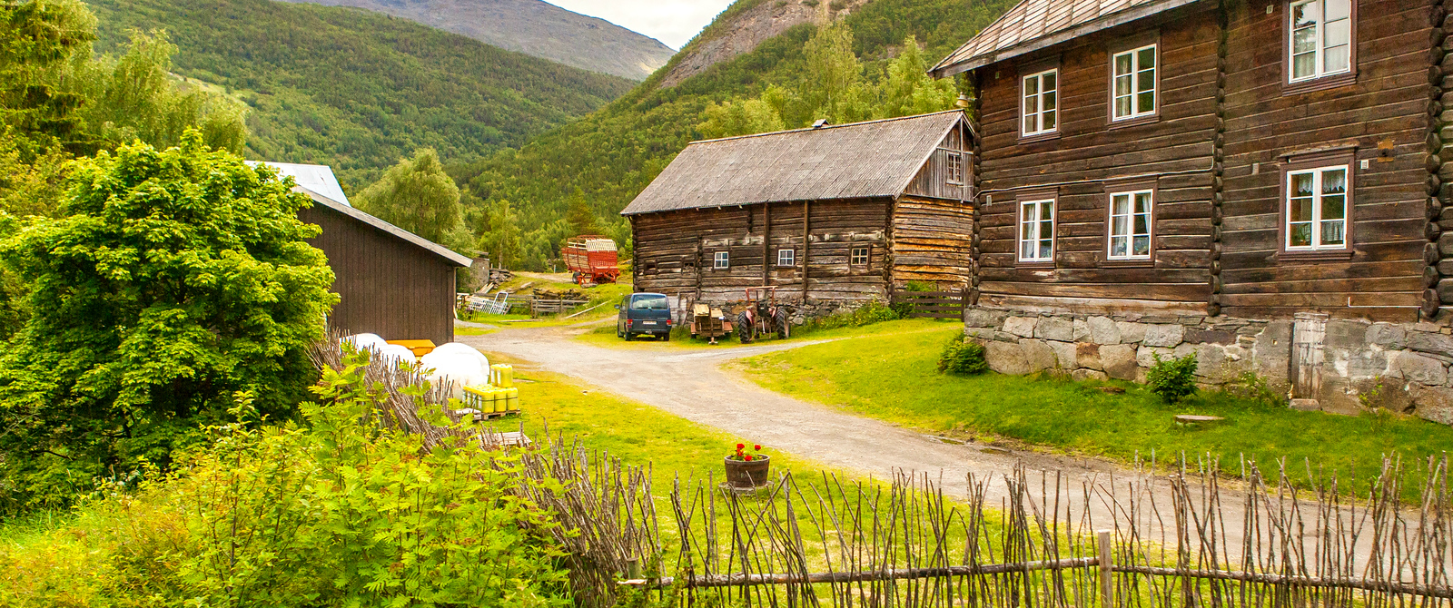 北欧旅途,农庄的前前后后