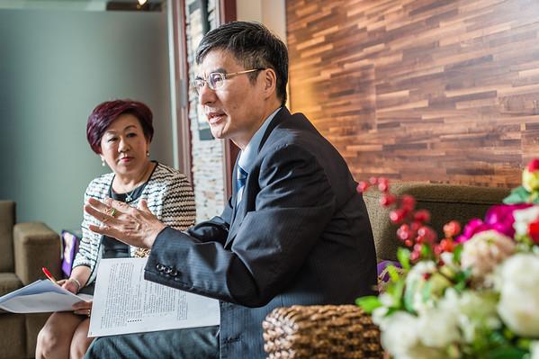 教育部 政務次長 陳良基 | 人物專訪