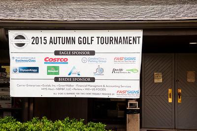 HTA Fall Golf Tourney @ Renaissance Golf Course 9-10-15